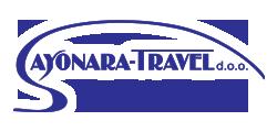 Sayonara travel